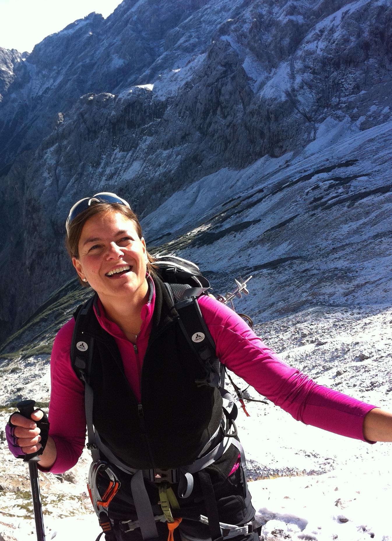 Führungs- und Unternehmenscoach Andrea Scherkamp